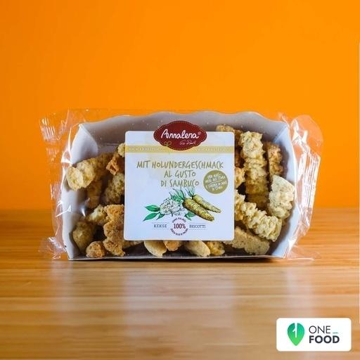 Elderberry Cookies With Corn Flour From Storo